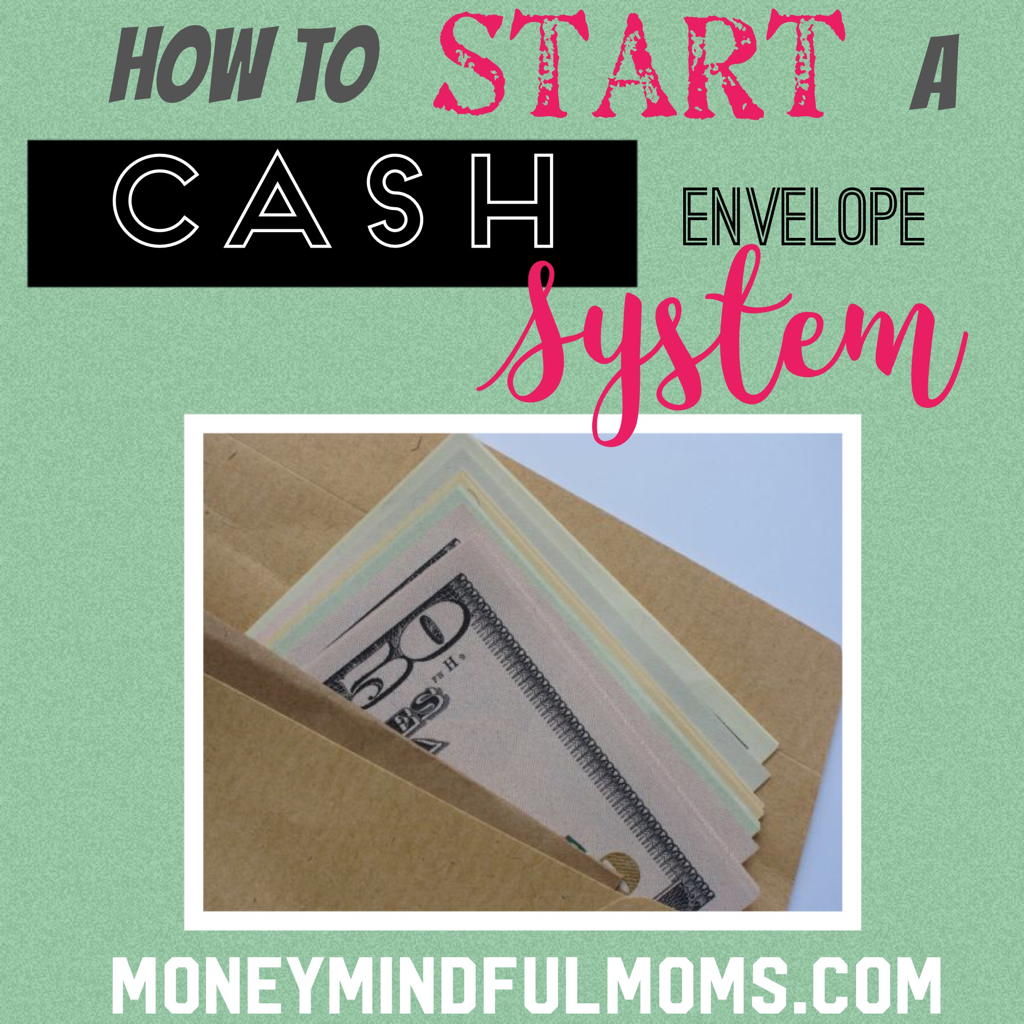 Super simple Cash envelope system