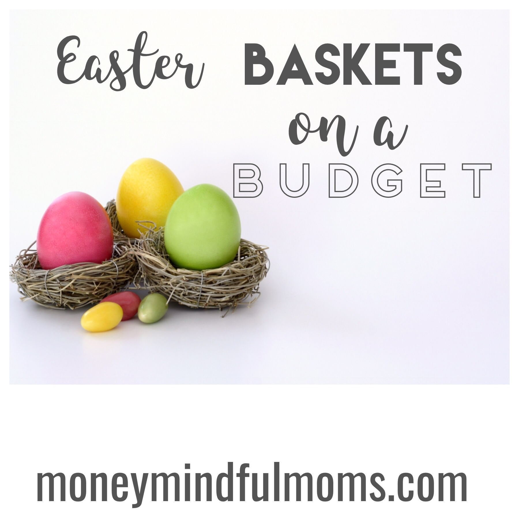 Easter on a budget- Check out my haul!